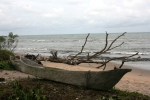 La playa de la Costa de Guinea