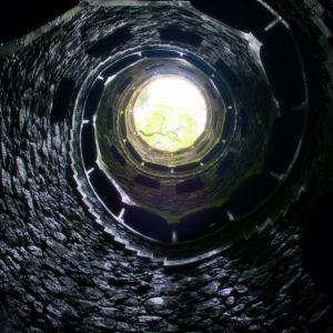 Espiral con salida. Viaje a Sintra