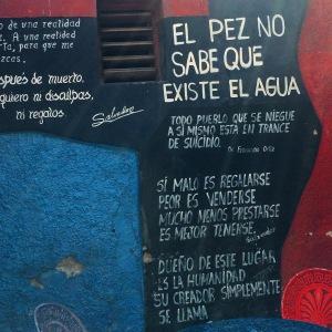 Grafiti en Cuba